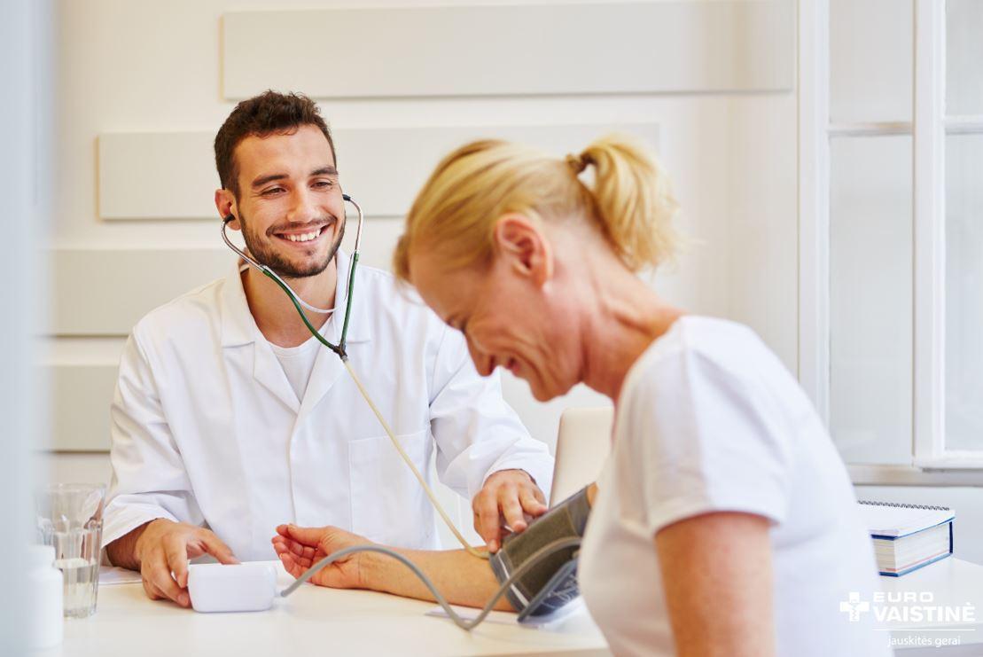 slaugos procesas esant 2 laipsnių hipertenzijai)