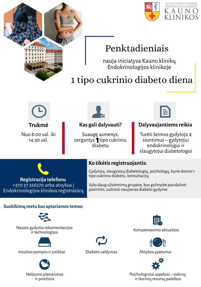 2 tipo diabeto širdies sveikata)