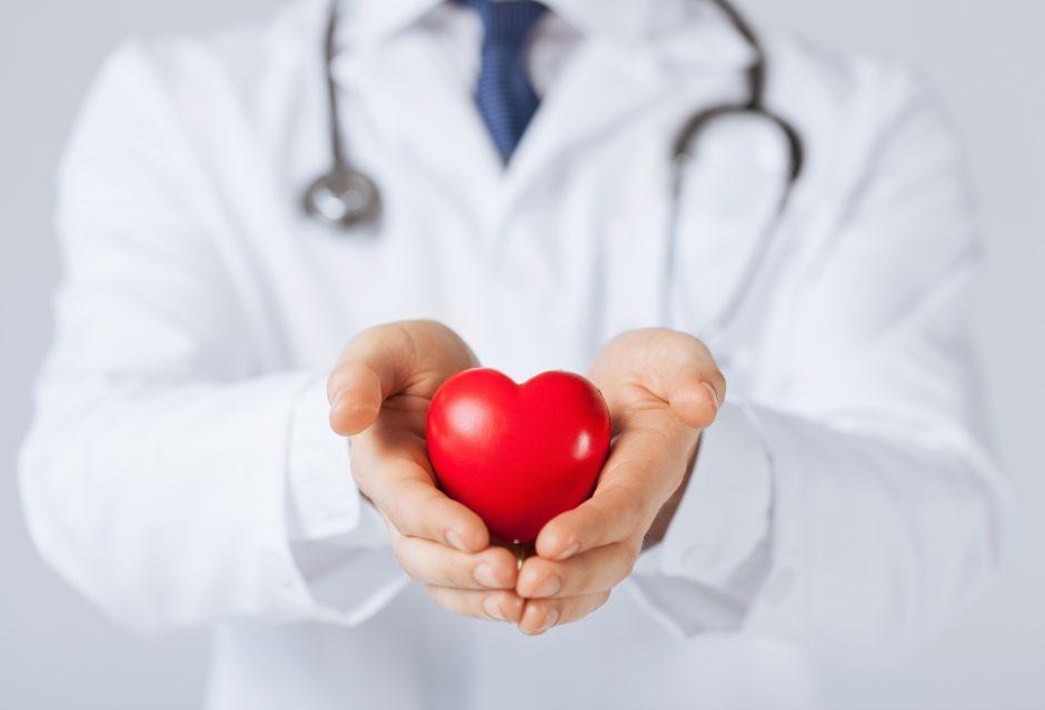 80 k./min. Širdies ritmas ramybės būsenoje - vyrų sveikata