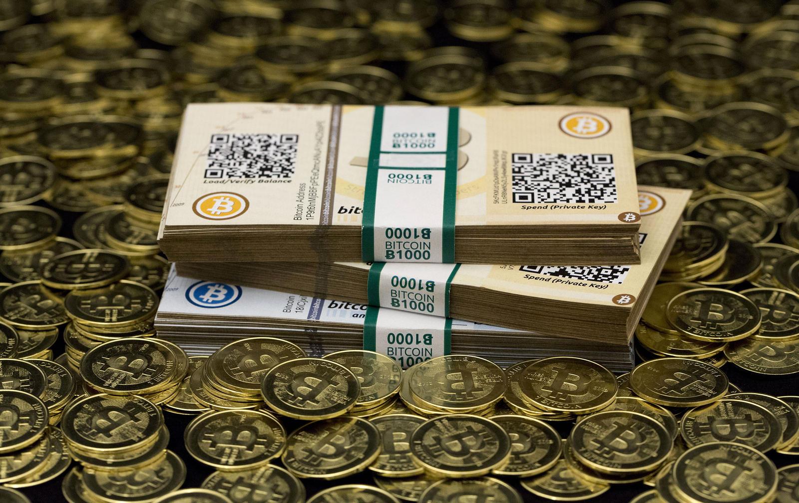 kiek pinigų sudegino bitkoinai