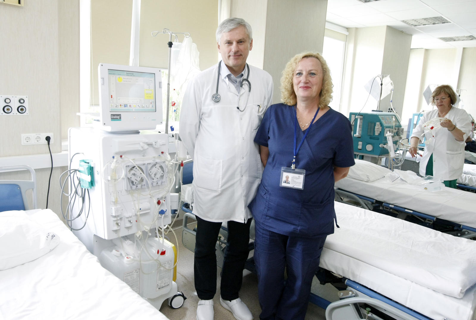 kiek dienų ligoninėje serga hipertenzija