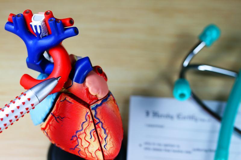 širdies sveikatos supratimo juosta
