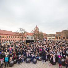 Kaunas tapo Europos kultūros sostine