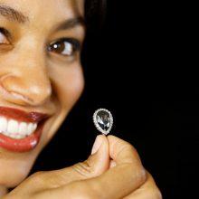 Už tris deimantus – beveik 15 mln. eurų