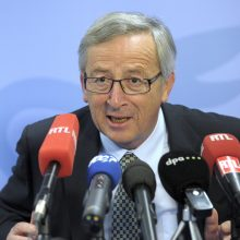 """EK pirmininkas perspėja Britaniją, kad ES """"Brexit"""" derybose palaiko Airiją"""