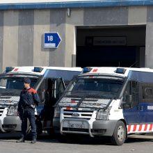 Ispanijos policija konfiskavo daugiau kaip 200 nykstančių gyvūnų iškamšų