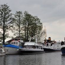 Lietuvoje vidaus laivybos sezonas šiemet bus ilgesnis