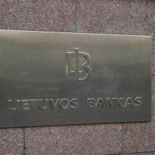 S. Jakeliūnas planuoja posėdį su Lietuvos banku dėl bankuose galimai išplautų pinigų