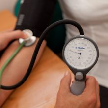 kardiograma esant hipertenzijai