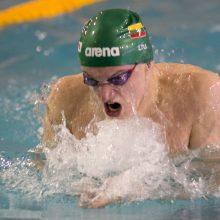 Plaukikas G. Titenis varžybose Monake – 13-as