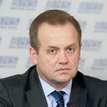 Seimo komisija: A. Skardžius galėjo supainioti interesus