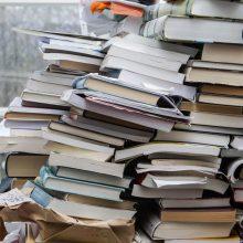 Kur dėti perskaitytas knygas?