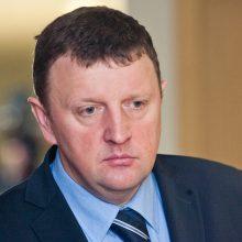 V. Gailius: komisijos išvadomis dėl A. Skardžiaus nesu patenkintas