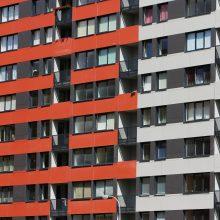Lietuvoje parduodama rekordiškai daug naujų butų