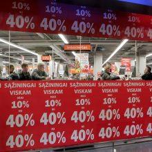 Seimas galutinai apsisprendė dėl ribojimų prekybininkams akcijų metu
