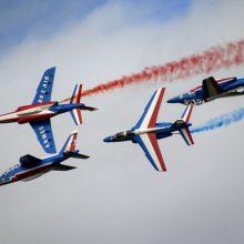 Prancūzija kitąmet į Lietuvą atsiųs 300 karių