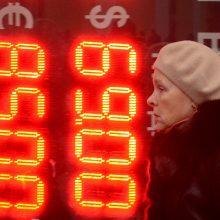 """""""Moody's"""" rengiasi dar karpyti Rusijos reitingą"""