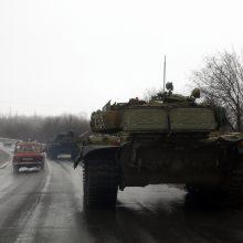 CSBA: Rusija krizės atveju galėtų atakuoti Baltijos šalis, Lenkiją