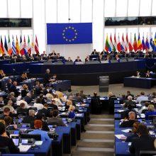 VRK paskelbė kandidatus į Europos Parlamentą