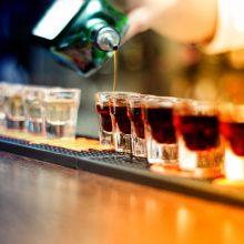 Poliklinikose užpildyta 26 tūkst. anketų apie alkoholio vartojimą