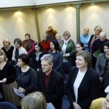Klaipėdos universiteto koplyčioje – ekumeninės pamaldos
