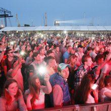Jaunimo muzikos festivalyje ir antrą dieną aptikta narkotikų