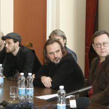 Klaipėdos dramos teatro scenoje – išskirtinė premjera