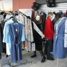 """Mados mugė """"Fashion Bazaar"""" Klaipėdoje subūrė stiliaus žinovus"""