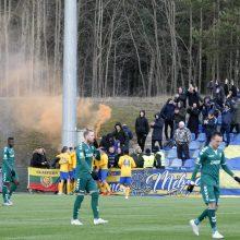 """A lygos sezono atidarymo rungtynėse – atsinaujinusio """"Atlanto"""" pergalė"""