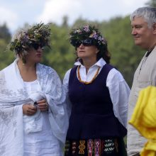 Per Žolinę Rumšiškėse siekiama Lietuvos rekordo