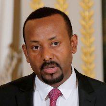 Etiopijos premjeras paskelbė ultimatumą maištingo regiono lyderiams