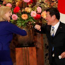 Jungtinė Karalystė ir Japonija pasirašė laisvosios prekybos susitarimą