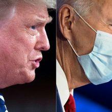JAV prezidentinių debatų organizatoriai ketina įvesti disciplinuojančių naujovių
