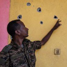 Etiopijos valdžia: pilietinis karas baigtas, dauguma Tigrėjaus lyderių žuvo ar buvo suimti