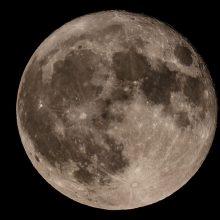 Kinijos zondas nusileido ant Mėnulio paviršiaus, kad paimtų ir pargabentų grunto mėginių