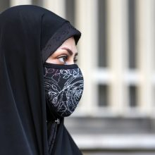 Irane per parą mirė 207 koronavirusu užsikrėtę žmonės