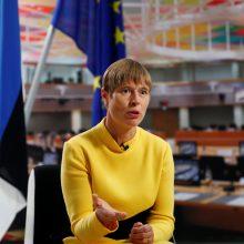 Estijos Valstybės Teismas atmetė prezidentės apeliaciją dėl pensijų reformos
