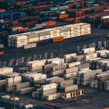 Lapkritį padidėjo euro zonos eksportas