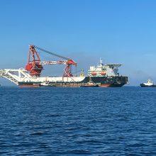"""JAV išplėtė sankcijas """"Nord Stream 2"""" projekto dalyviams"""