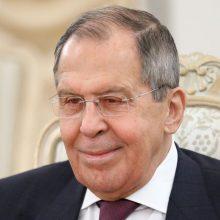 Maskva pažadėjo atsakyti į naujas JAV sankcijas