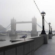 Londonas – tarp blogiausių miestų emigrantams