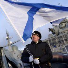Rusijos laivynas pirmąkart per dešimtmetį prisijungs prie pratybų su NATO šalimis
