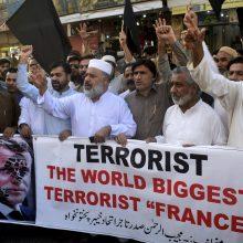 """Prancūzijos musulmonų taryba: Prancūzijoje musulmonai """"nėra persekiojami"""""""