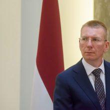 Latvija: Baltarusijoje susidarė pato situacija
