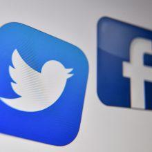 """Turkija skyrė baudas """"Facebook"""" ir kitiems socialiniams tinklams"""