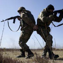 ES: Minsko susitarimai dėl Rytų Ukrainos turi būti iki galo įgyvendinti