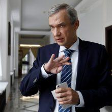 """Baltarusijos URM gali prasidėti """"valymai"""""""