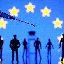 """Europos vaistų agentūra dar kartą svarstys """"Moderna"""" vakcinos tvirtinimą"""