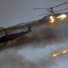 """Rusija ir Baltarusija planuoja karines pratybas """"Zapad 2021"""""""