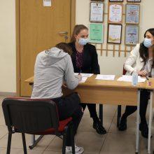 Vakcinavimo centrai veiks jau penkiose pakaunės seniūnijose